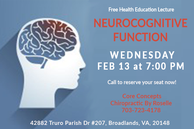 neurocognitive function